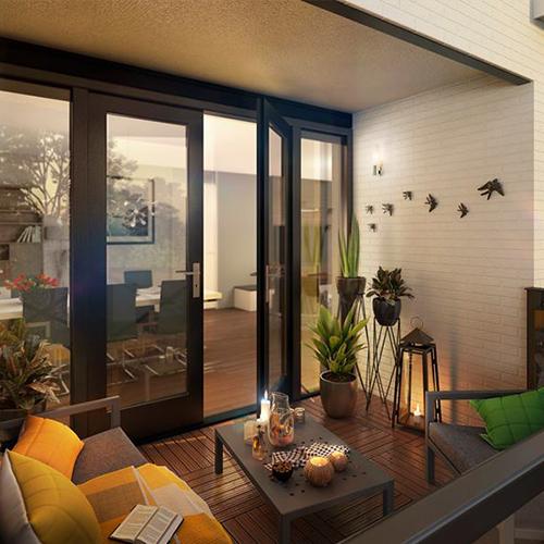 Appartementencomplex Griftstaete in Wapenveld